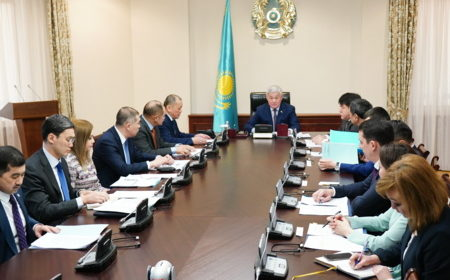 В Казахстане усилят контроль за выдачей разрешений на работу иностранцам