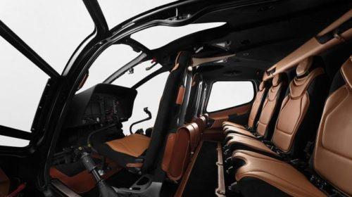 Aston Martin представила элитный вертолет