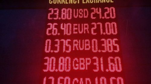 Каким будет курс доллара после новогодних праздников