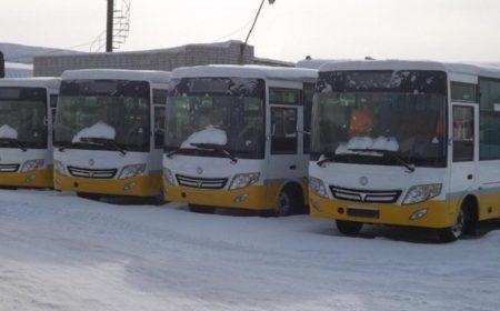 Электронное билетирование введут в автобусах Семея