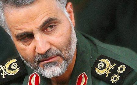 Убит иранский генерал Касем Сулеймани