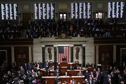 В конгрессе захотели ограничить военные полномочия Трампа