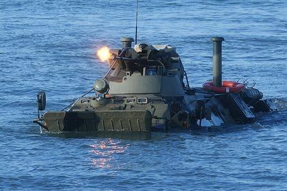 Российскую морскую пехоту назвали одной из лучших в мире