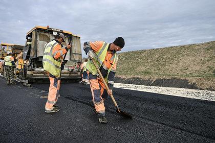 В России придумали новый способ укрепить дороги