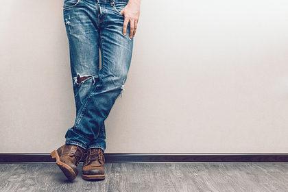 Мужчина заподозрил у себя болезнь из-за нестираных джинсов и испытал неловкость