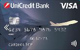 Дебетовая карта Юникредитбанк Visa Air