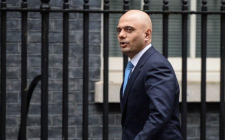 Саджид Джавид покинул пост министра финансов Великобритании