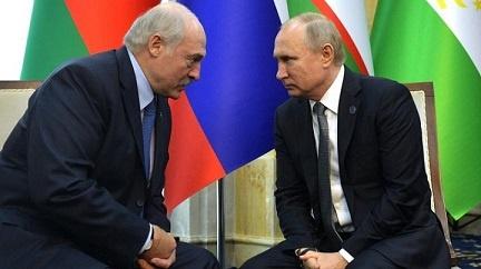 Россия будет поставлять газ в Беларусь на условиях 2019 года