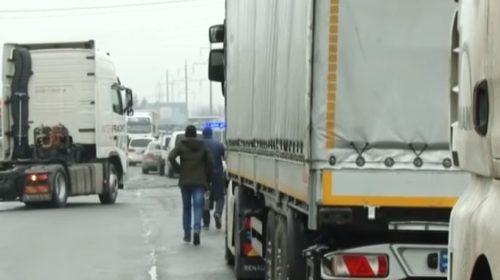 Дальнобойщики пригрозили всеукраинским протестом