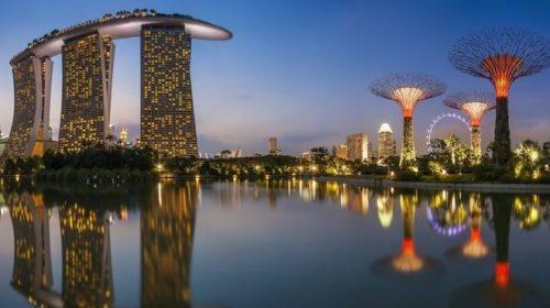 Зеленский одобрил ратификацию налогового соглашения с Сингапуром