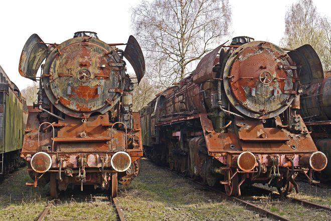 Укрзализныця продала 66 тыс. тонн металлолома на сотни миллионов