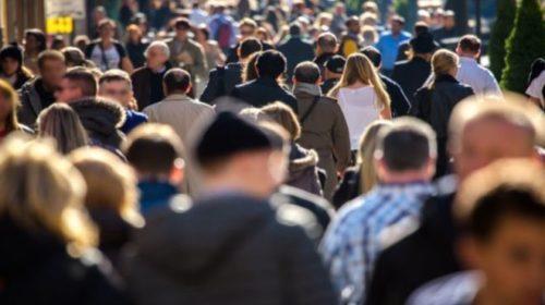 Население Украины за год уменьшилось на 250 тыс. человек