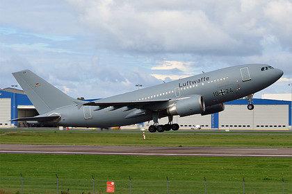 Объяснена причина отказа в посадке в Москве немецкому самолету из Китая