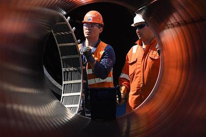 «Газпром» отказался рассуждать о будущем «Северного потока-2»