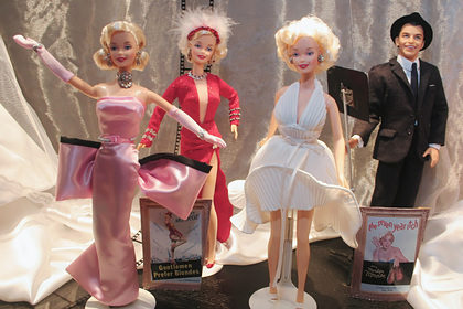 Кукол Барби адаптируют под русскую культуру