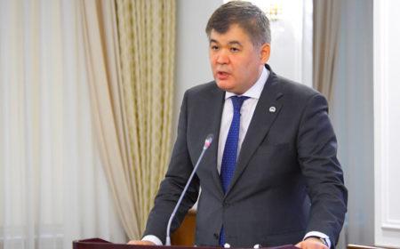Елжан Биртанов прокомментировал слова Жандарбека Бекшина
