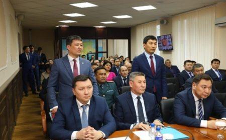 Назначены заместители акима Актюбинской области