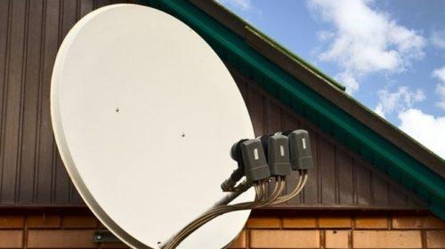 В Украине насчитали 1 млн нелегальных абонентов спутникового ТВ: вскоре их отключат