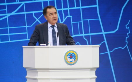 Бакытжан Сагинтаев опубликовал обращение к алматинцам