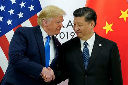 Китай и США решили отвлечься от разногласий ради борьбы с коронавирусом