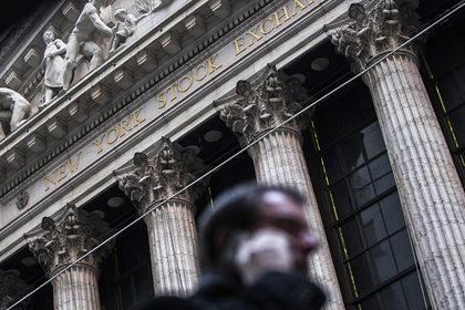 На рынках США случился рекордный обвал