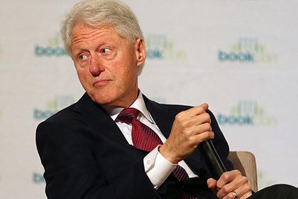 Билл Клинтон объяснил роман с Моникой Левински