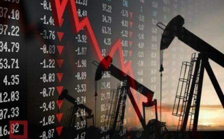 Цена нефти WTI обвалилась ниже $9 впервые в истории