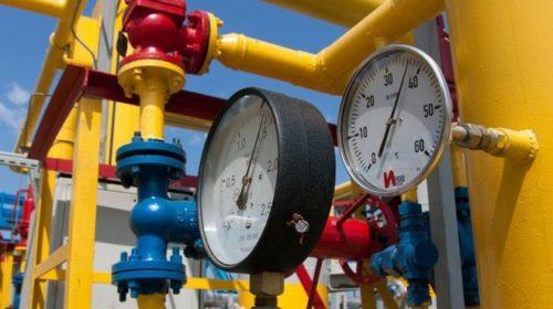 10-летний рекорд. В украинских хранилищах осталось 15,9 млрд куб. м газа