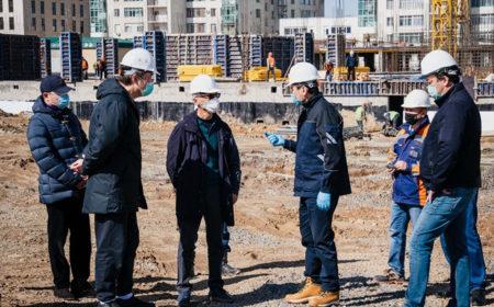 В Нур-Султане в текущем году построят 12 школ