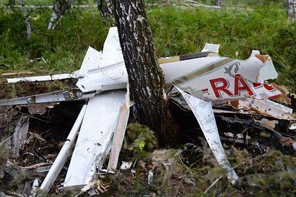Три человека погибли в результате крушения самолета в США