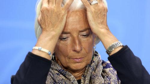 Экономику Европы ждет беспрецедентный спад, – Лагард
